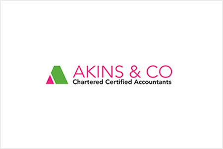 Logo of Akins & Co Accountants