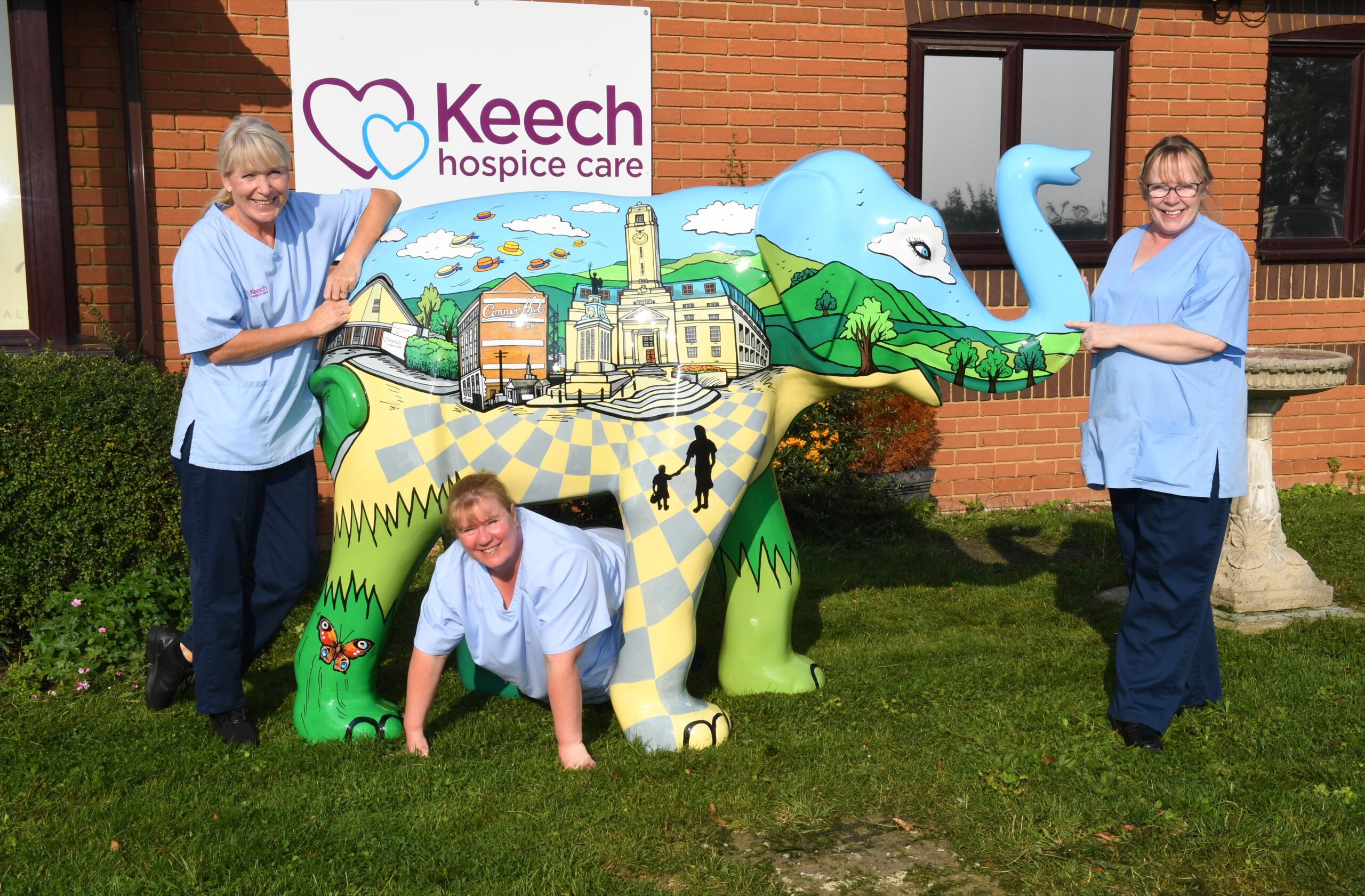 Keech Hospice Care - Big Trunk Trail