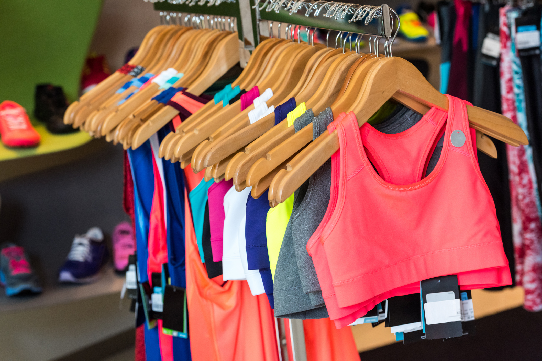 sport clothes for sale